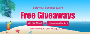 why not snap up safewow 1000M free giveaway wow gold us on ...