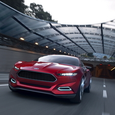 Next Ford Mustang Inspired by Evos Styling