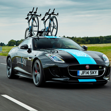 F-Type Coupé especial foi criado pela nova divisão Special Vehicle Operations (SVO) da Jaguar Land Rover