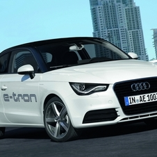 Audi has experimented with hybrid versions of the A1 in the past
