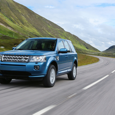 The next generation Freelander will get a change of branding under the Discovery