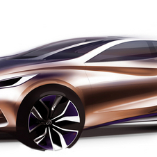 The Q30 is Infiniti's attempt to appeal to the premium compact hatchback model