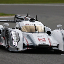 The R18 E-Tron Quattro took 2nd in its first race and will compete again at Le Mans