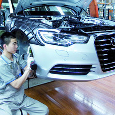Audi and its parent Volkswagen are especially strong in China