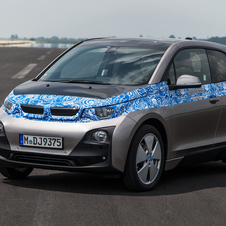 The i3 will go on sale before the end of the year