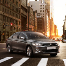 Citroën is also entering China with the DS cars and C-Elysee