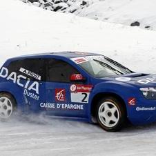Dacia Duster Ice