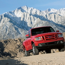 Ford Ranger 126-in. WB Sport Styleside SuperCab 4x4
