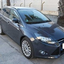 Ford Focus Estate 2.0TDCi Titanium Powershift