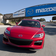 With the RX-8 gone, Mazda has no more rotary-powred car for sale