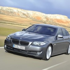 BMW 530d BluePerformance