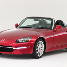 The S2000 Modulo Climax imagines a new style to the S2000