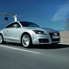 Audi TT Coupé 2.0 TFSI 211hp
