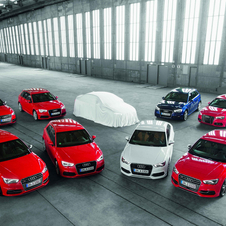 Audi has expanded the A3 range with three-door and five-door variants and soon a sedan