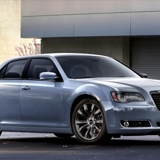 The Chrysler 300S gets mild changes to the exterior like body-color trim