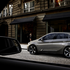BMW Concept Active Tourer Teases Future 1 Series GT