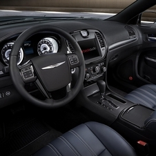 The interior has a stereo by Beats by Dr. Dre