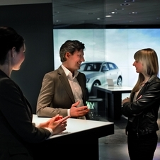 Audi is specially training the salespeople in the Audi City stores