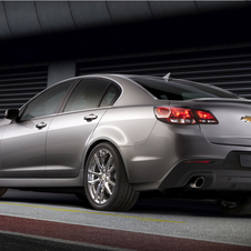 The car is based closely on the Holden Commodore SS