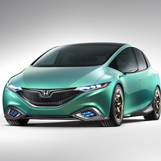 The concept S is a next generation MPV by Honda