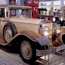 Horch Type 375 18/20 Saloon