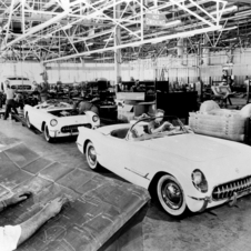 Chevy Will Celebrate 60th Birthday of Corvette at Goodwood