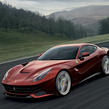 The V12 for the F70 will come from the F12berlinetta