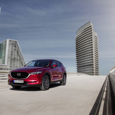 Mazda CX-5 2.2 D 4x2 Evolve AT HS i-Activesence