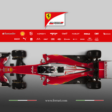 The Italian Scuderia continues to count with Sebastian Vettel and Kimi Raikkonen behind the wheel of the new SF16-H