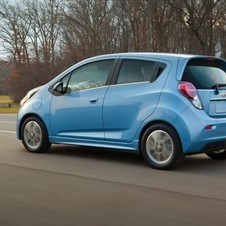 The Spark EV will go on sale in 2014