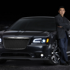 Chrysler Calls the color 300 Ruyi Concept Maximum Steel