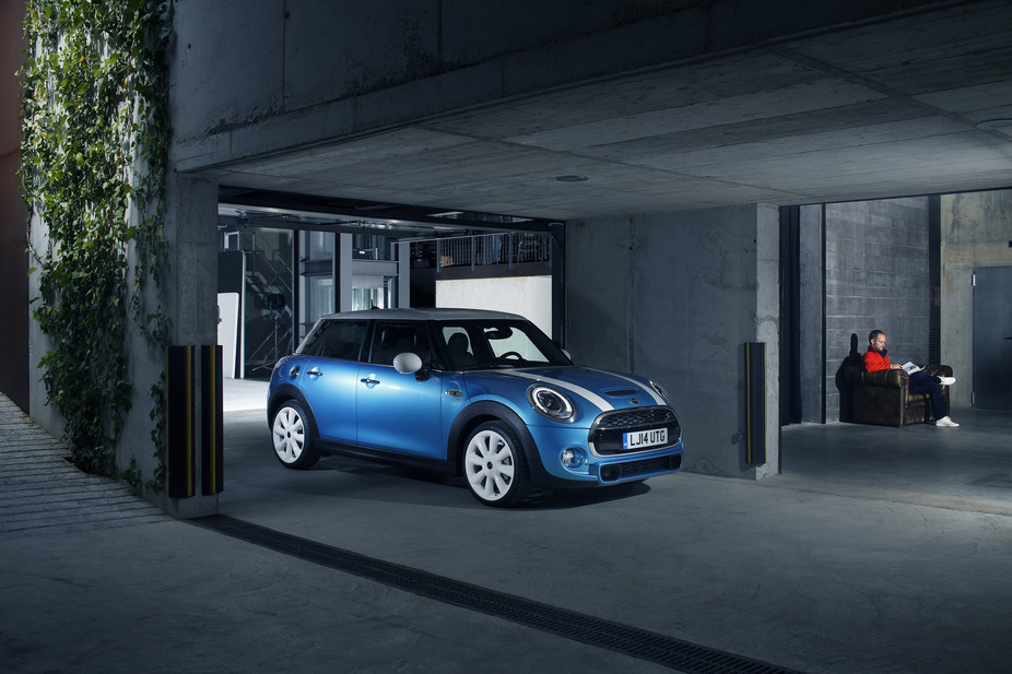 MINI (BMW) One D