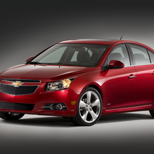 Chevrolet plans to bring a diesel Cruze to the US next year