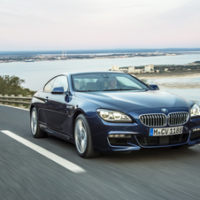 BMW 650i xDrive Coupé