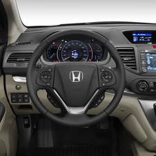 Honda tried to improve materials for the new car