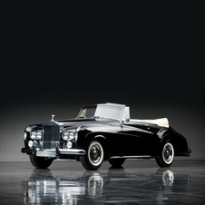 Rolls-Royce Silver Cloud III Drophead Coupe by Mulliner Park Ward