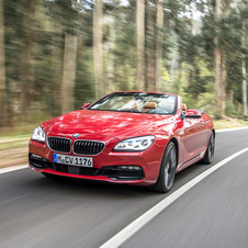 BMW 640i xDrive Convertible