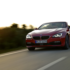 BMW 640d xDrive Convertible