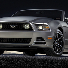 2013 Mustangs Have Revised Exteriors, Shift-able Automatic and 4.2in LCD