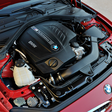 The engines are BMW's modern four-cylinder and six-cylinder turbocharged engines