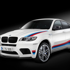 The X6 M Edition is limited to 100 units