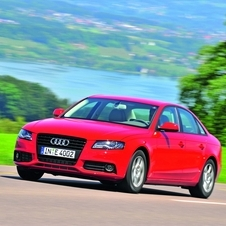 Audi A4 2.0 TDIe 136hp FPD 115g
