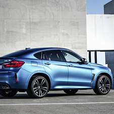 The BMW M also made ​​significant changes in the suspension of the X5 M and X6 M