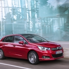 Citroën C4 1.6 BlueHDi Shine