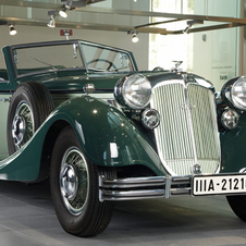 Horch Type 853