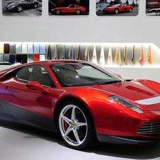 Ferrari's Special Vehicles Program allows wealthy client to purchase their own one-off cars