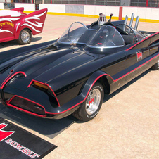 Lincoln Futura - Bat Mobile