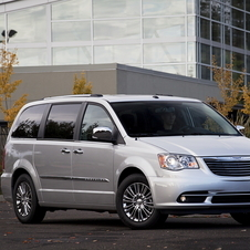 Chrysler Town & Country (modern) Touring-L