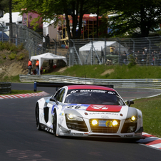 The R8 has been very competitive and Audi has good teams backing them. They could win