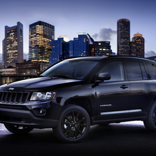 Jeep Compass Altitude